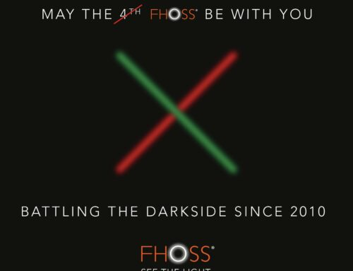 May the FHOSS be with you!